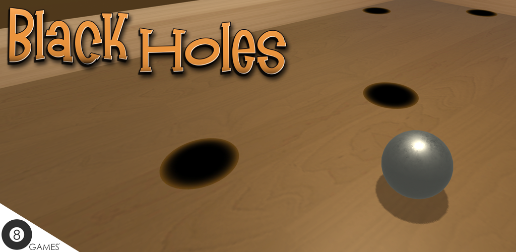8Ball Games releases Black Holes 2.0 for iOS and Android Image